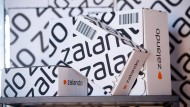 Pakete von Zalando: Immer noch gerne gesehen.