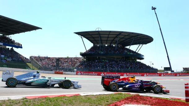 Bernie Ecclestone will den Nürburgring kaufen