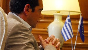 Alexis Tsipras will den Takt vorgeben