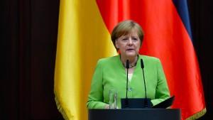 Merkel spaltet die Europäische Union