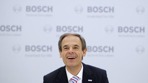 """Bosch-Chef: """"Geld kann demotivierend wirken"""""""