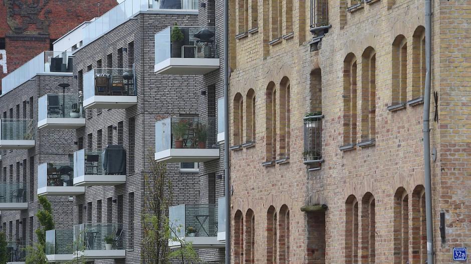 Wohnungen in Greifswald