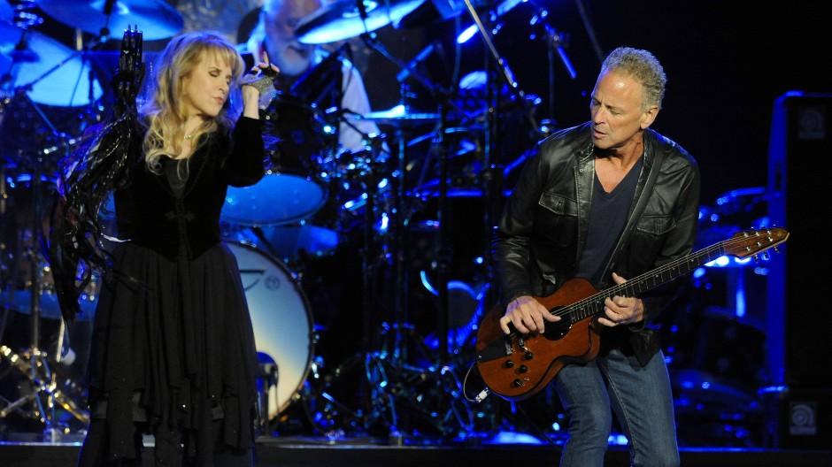 Fleetwod Mac sind begehrt: Stevie Nicks (links) hat an Primary Wave verkauft, Lindsey Buckingham an Hipgnosis (Bild aus 2013).