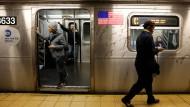Die New Yorker U-Bahn ist sanierungsbedürftig.