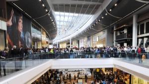 Großbritanniens Wirtschaft wächst dank Olympia