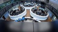 Talfahrt deutscher Aktien geht weiter