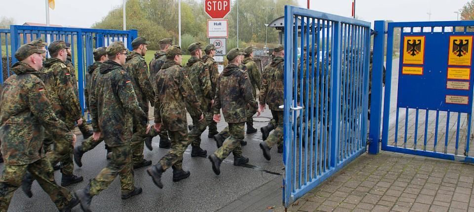 Bundeswehr Will Schulabbrecher Als Soldaten Rekrutieren