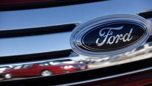 Ford meldet überraschend einen Milliardengewinn