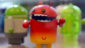 Ausgespäht mit Android