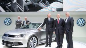 Volkswagen sucht die Masse