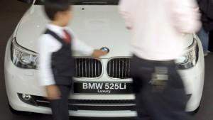 Mit der Prognose streicht BMW die Prämien