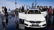 Europäer kaufen weniger Autos