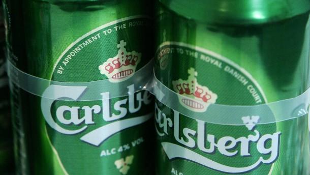 Kartellbuße für Carlsberg muss neu verhandelt werden
