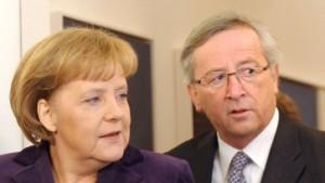 Juncker rückt von rascher Griechenland-Hilfe ab