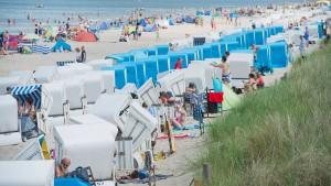 Tourismus in Deutschland boomt