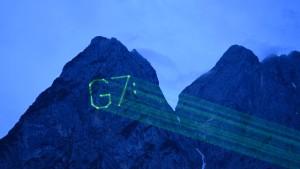 G-7-Gipfel steuert dem Finale entgegen