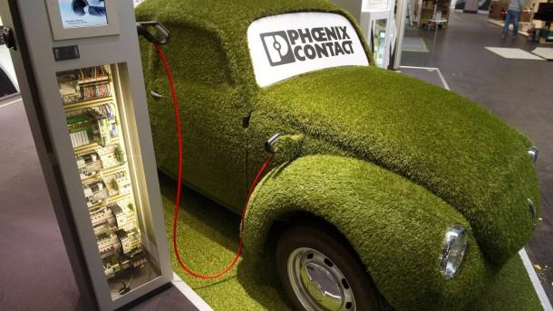 In Hannover steht die grüne Technik im Fokus
