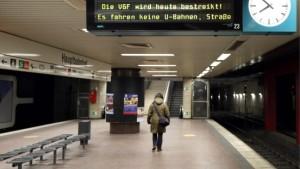 Keine U-Bahn, keine Müllabfuhr, keine Kita
