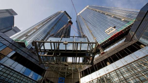 Die Krise trifft die Investmentbanker
