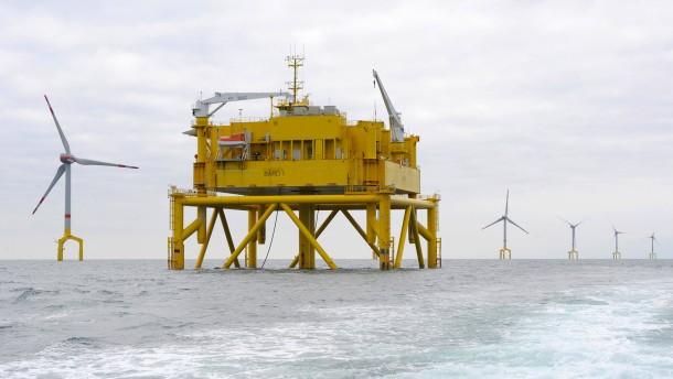Neuer Rückschlag für  Meereswindpark in der Nordsee