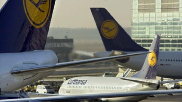 Lufthansa verliert mehr als erwartet