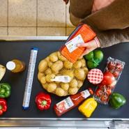 Auch im Supermarkt wird immer häufiger mit Karte zahlen.