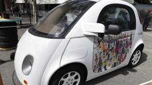 Doch kein selbstfahrendes Auto von Google?