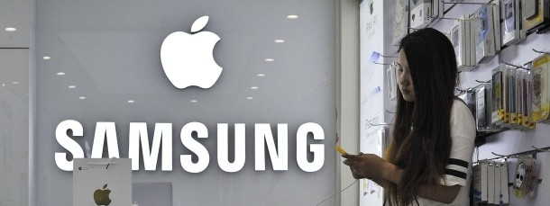Steht Apple wirklich über Samsung?