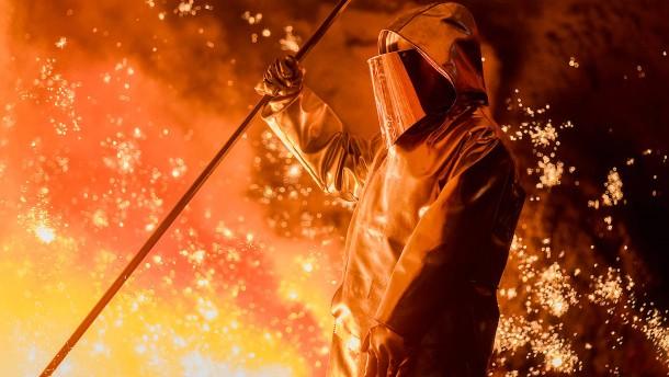Bund arbeitet an Klimaverträgen mit der Industrie