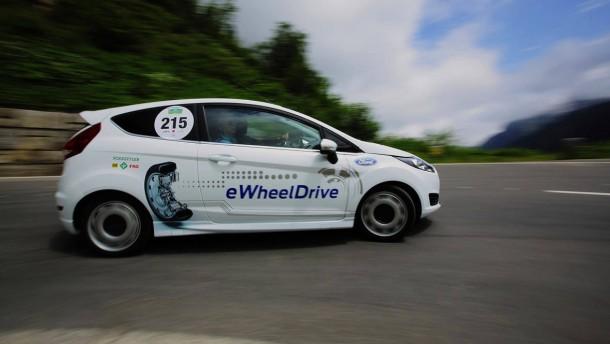 Ford plant zwei Elektromodelle für China