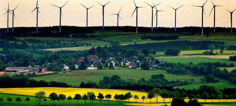 Der Ausbau der Windenergie ist zum Erliegen gekommen.
