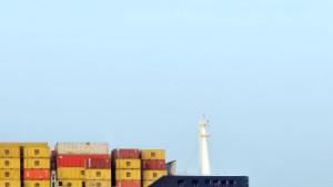 Der Außenhandel wächst trotz Konjunkturflaute