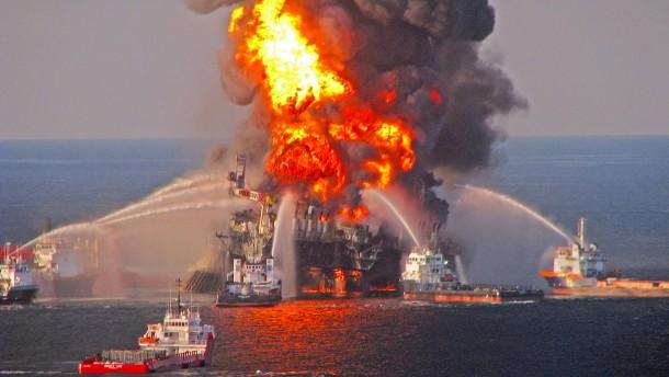 Deepwater-Horizon-Unfall kostet 62 Milliarden Dollar