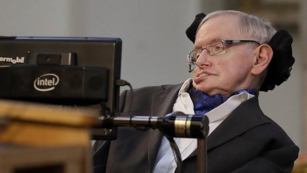Stephen Hawking: Wir müssen die Erde verlassen!