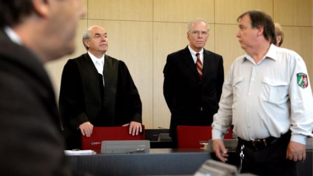Ehemaliger IKB-Chef muss mit Strafe rechnen