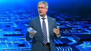 Entlassener Motorenentwickler belastet Audi-Chef Stadler