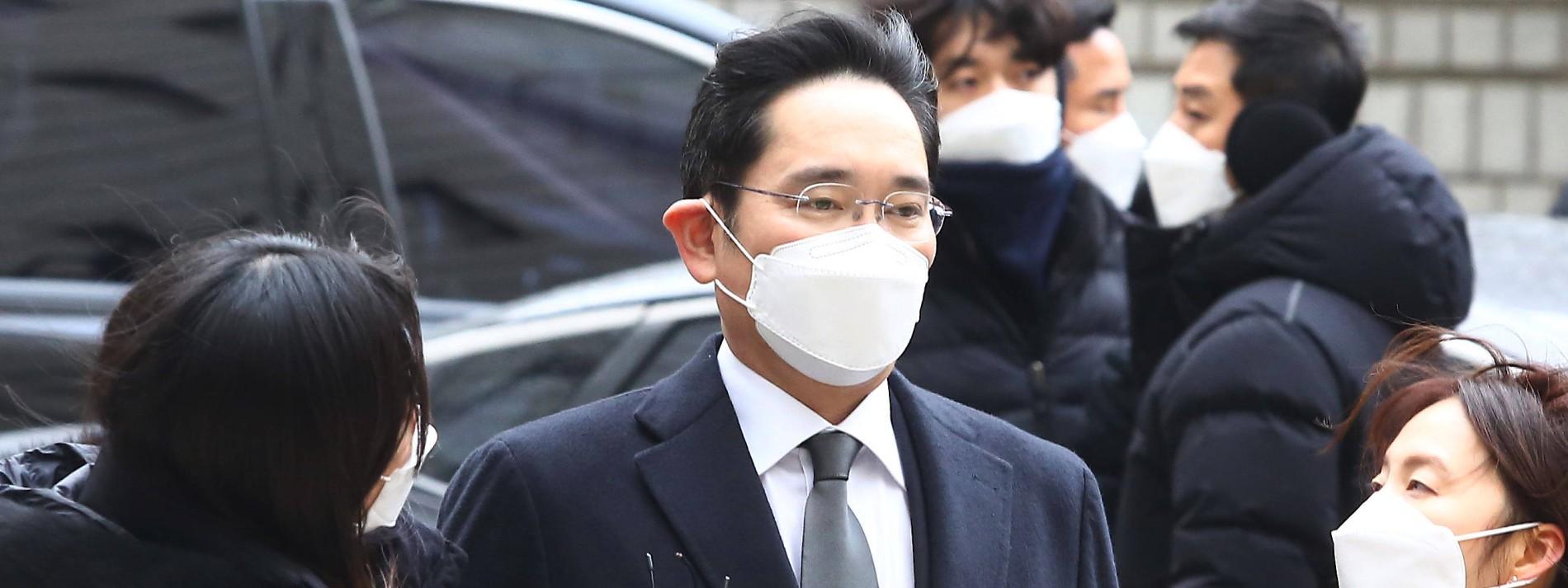 Samsung-Erbe muss zweieinhalb Jahre in Haft