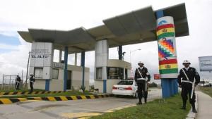 Bolivien verstaatlicht spanischen Flughafenbetreiber