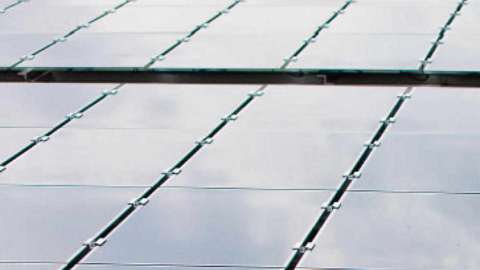 Die Solarförderung sinkt später als gedacht