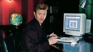 """""""Nee, näh?"""": Im Jahr 2000 waren E-Mails noch etwas ganz Besonderes, auch für Wimbledon-Sieger Boris Becker"""