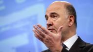 EU-Steuerkommissar Pierre Moscovici