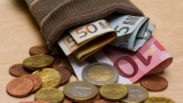 Klamme Banken locken mit hohen Sparzinsen