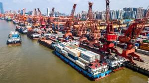 China droht neue Welle amerikanischer Zölle