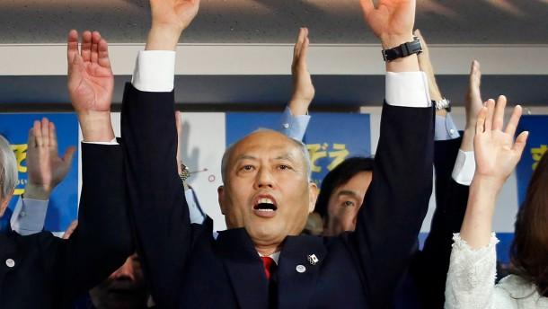 Tokios Wähler sagen Ja zur Atomkraft