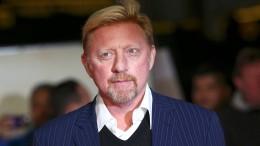 Boris Becker ruft zum Kampf gegen Rassismus auf