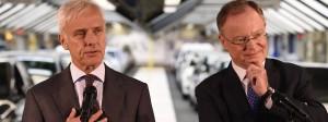Hohe Pensionszusagen an VW-Chef Müller – Stephan Weil, Ministerpräsident und VW-Aufseher, hat dem zugestimmt.