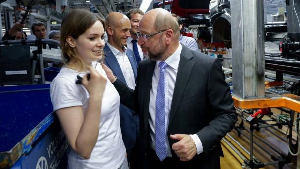 Martin Schulz ist gegen Diesel-Fahrverbote