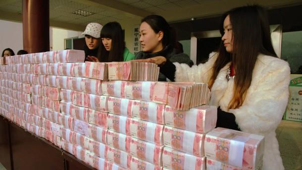 Jeder fünfte Milliardär auf der Welt ist ein Chinese