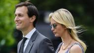 Jared Kushner ist mit Ivanka Trump verheiratet.