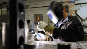 Nullwachstum für die Metallbranche